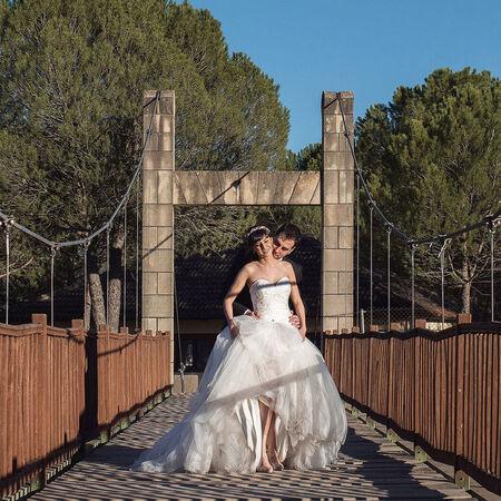 boda en el pirineo