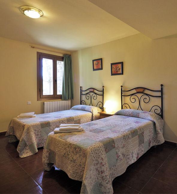 Apartamentos Casa Cavero