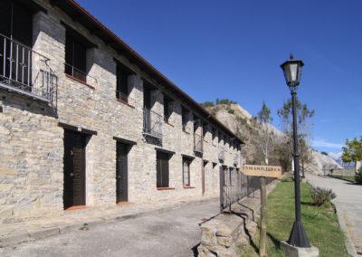 Casas unifamiliares Morillo de Tou