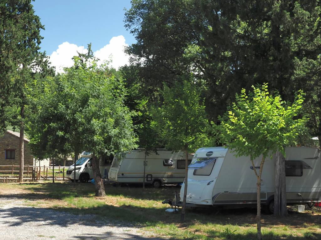 camping 1º de mayo, morillo de tou